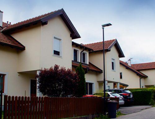 Wohnhausanlage Landhäuser Purgstall