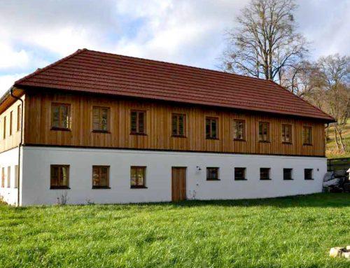 Umbau Vierkanthof